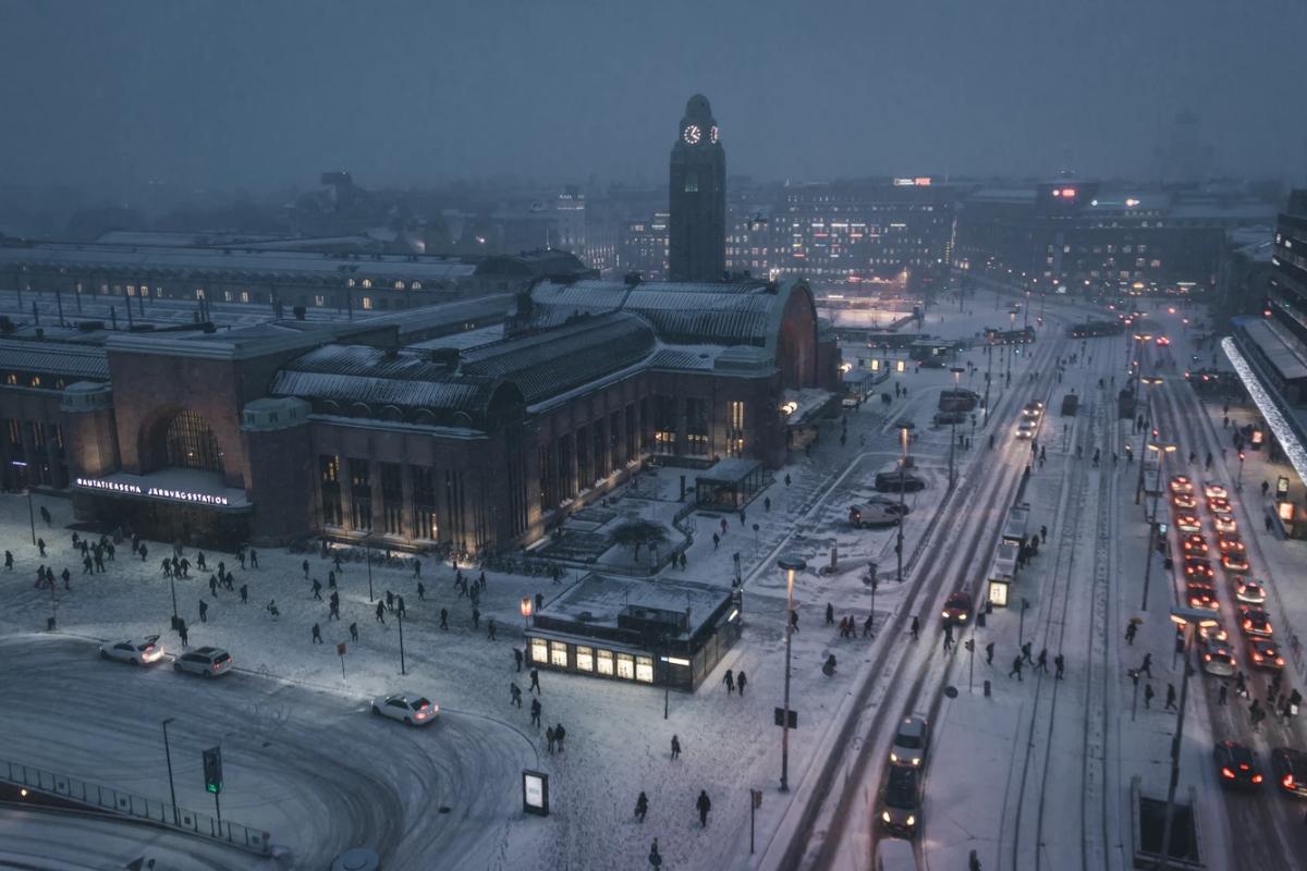 Helsingin Uimahallit